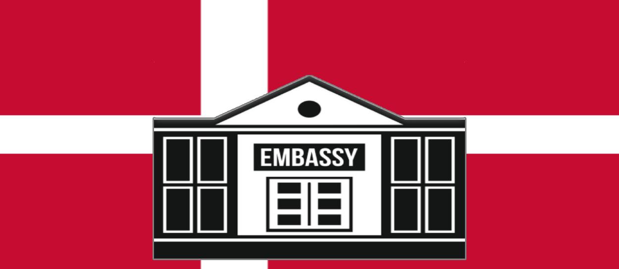 Denmark Consulate Corfu