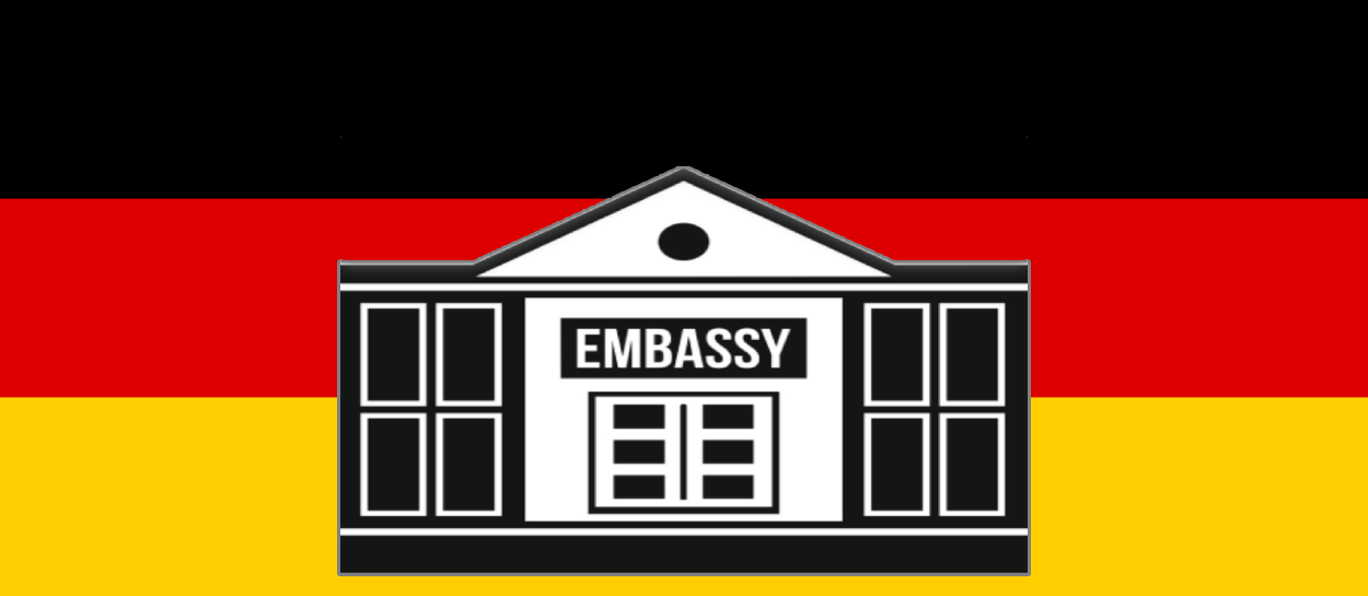 Germany Consulate Corfu