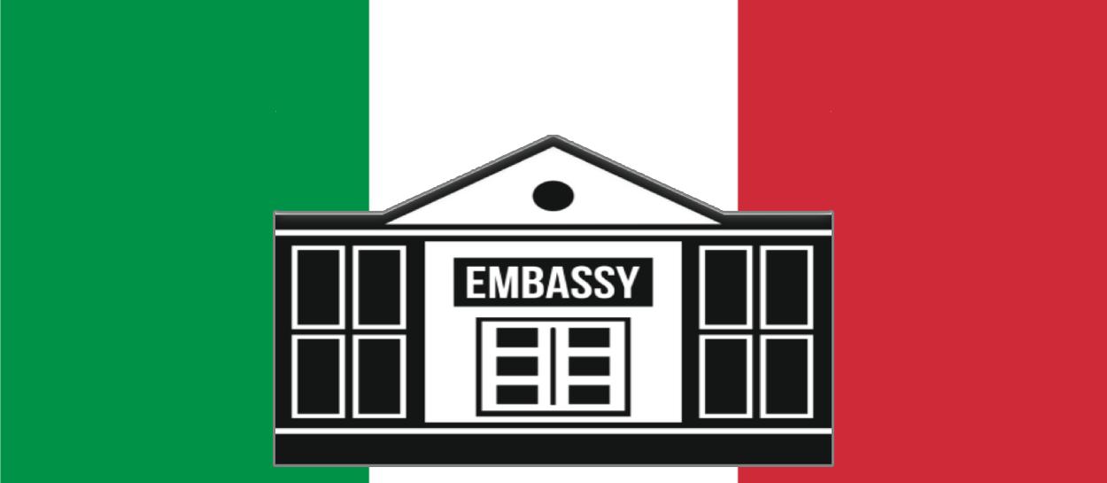 Italian Consulate Corfu