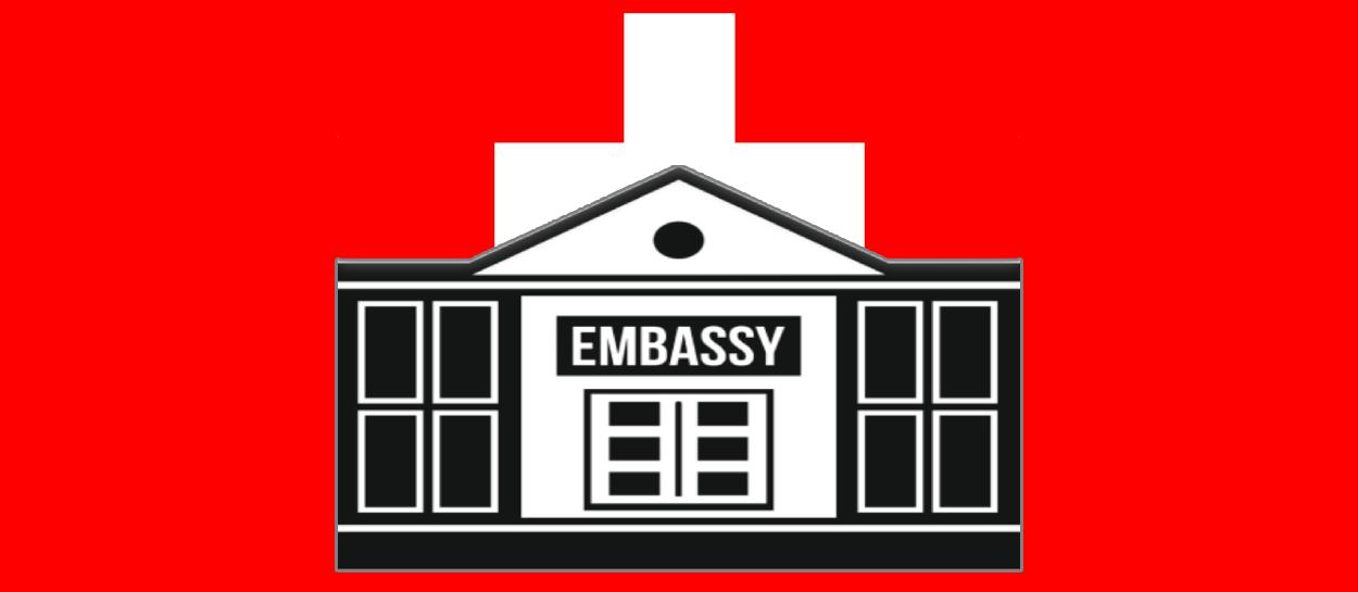 Swiss Consulate Corfu