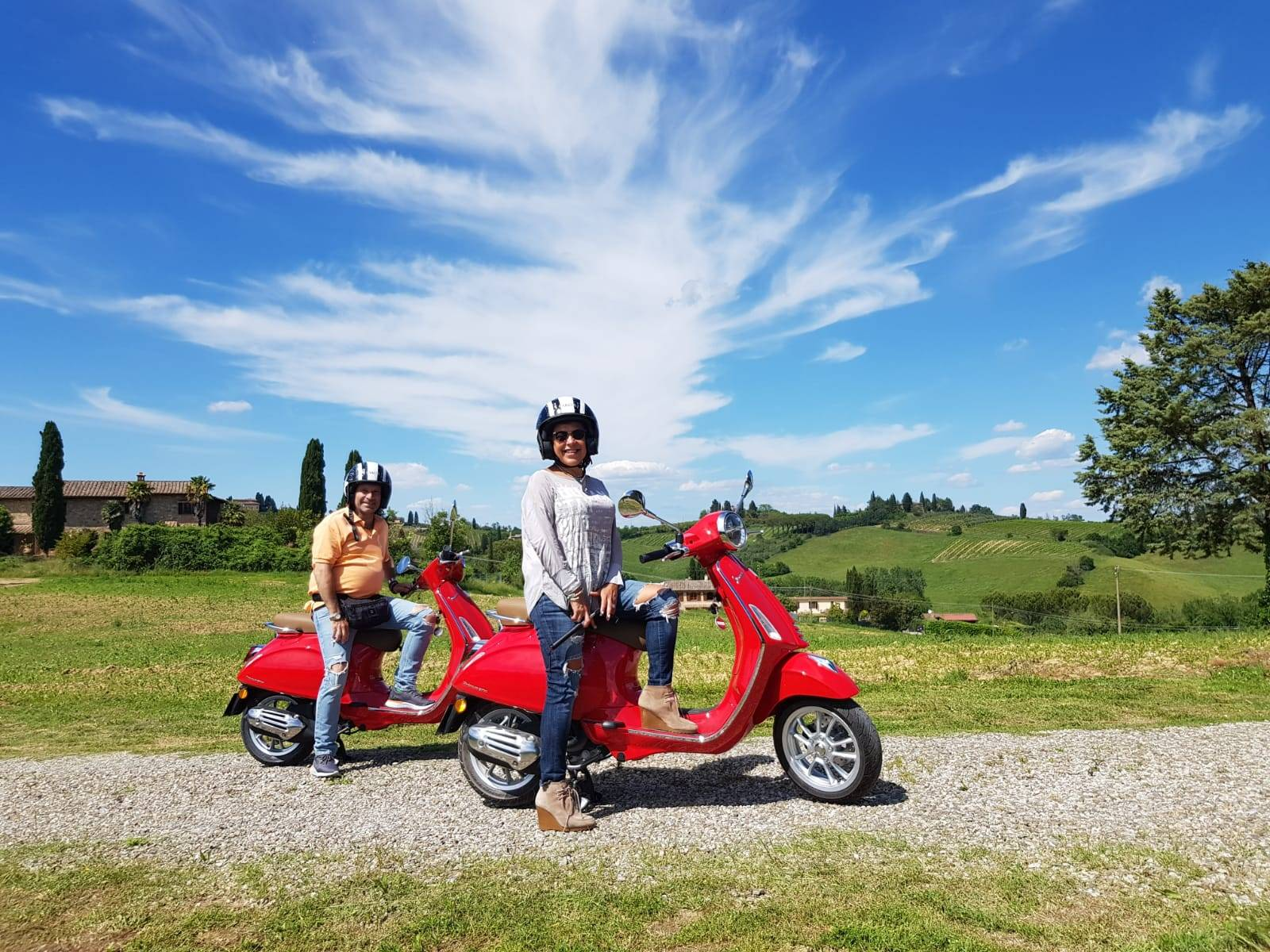 Corfu excursion: Vespa Tour - Palaiokastritsa