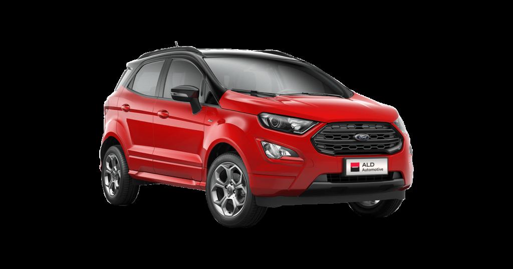 Ford Ecosport da € 349