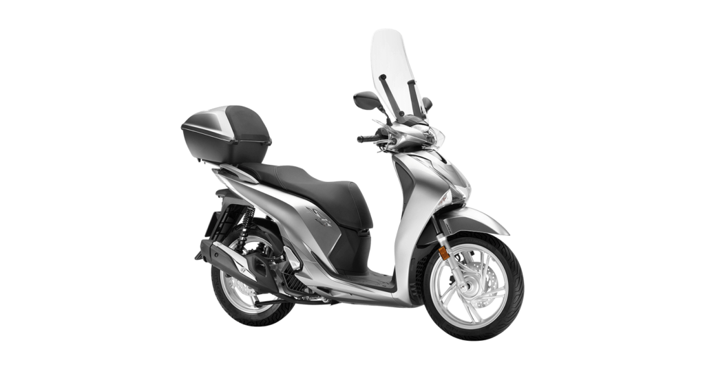 Honda SH 125 Abs da € 165