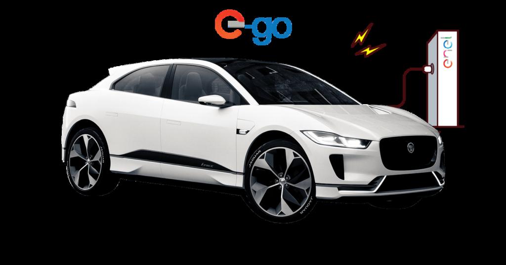 Jaguar I-Pace Elettr. da € 1.250