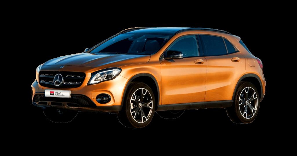 Mercedes GLA da € 569