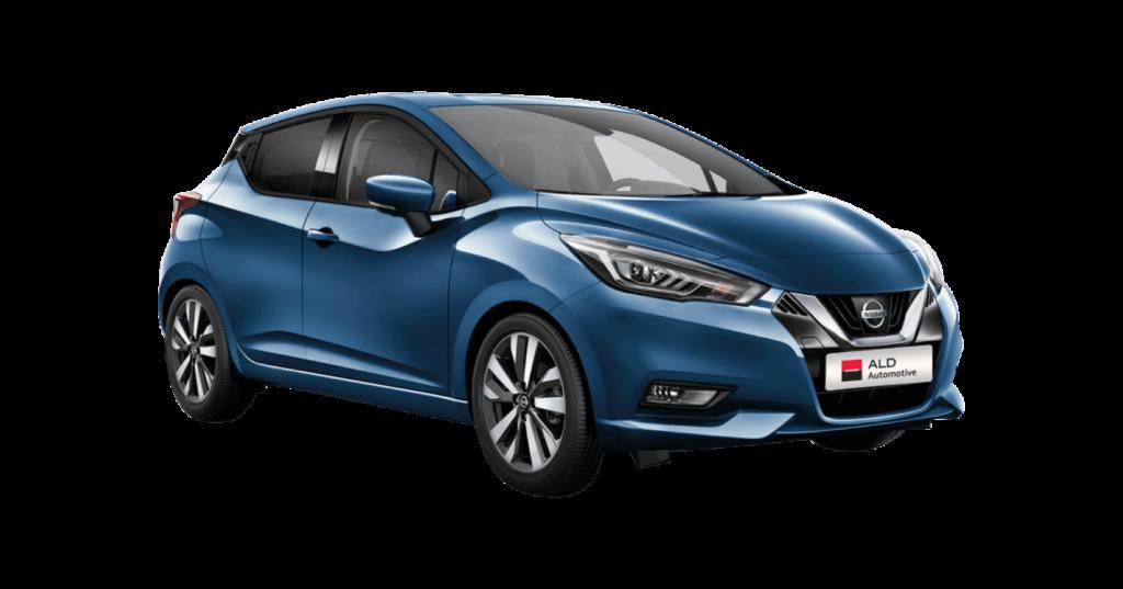 Nissan Micra da € 245