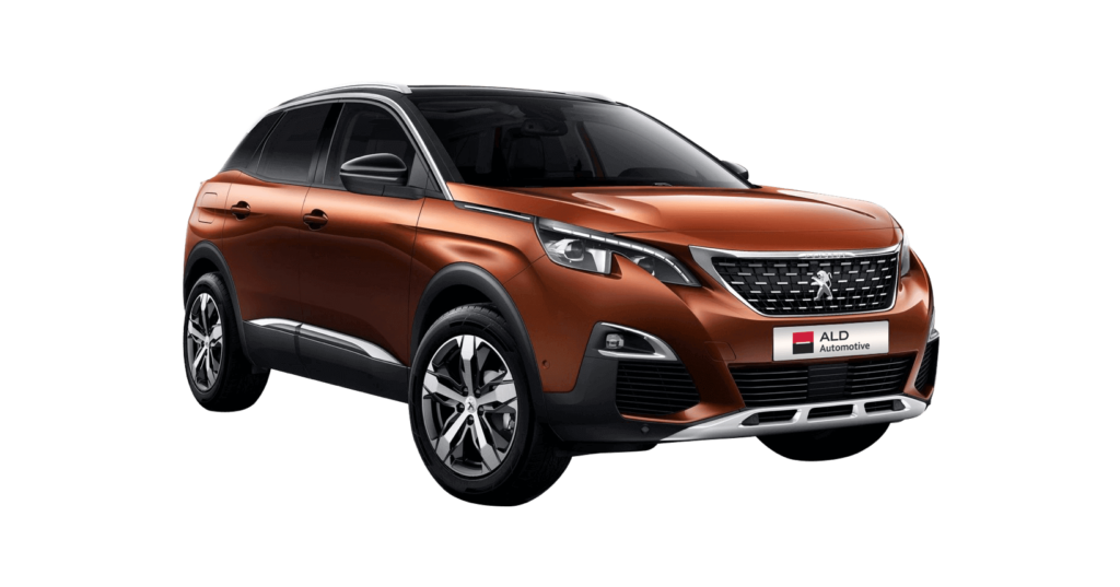 Peugeot 3008 da € 349