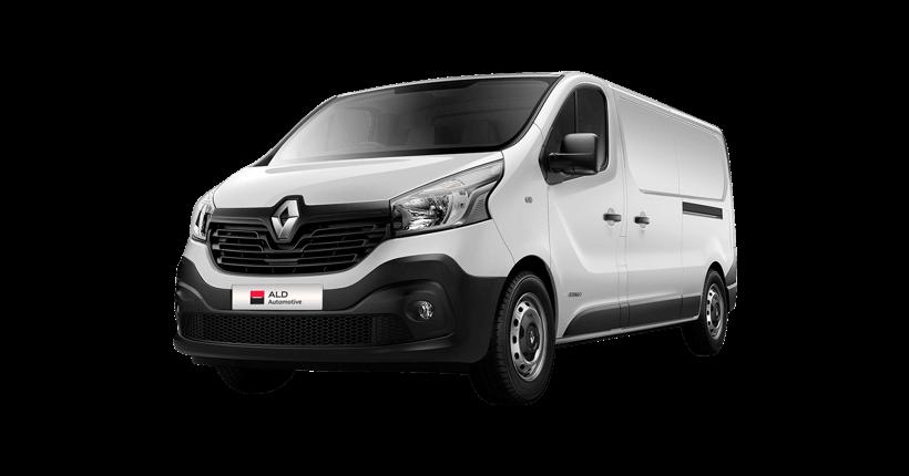 Renault Trafic da € 479
