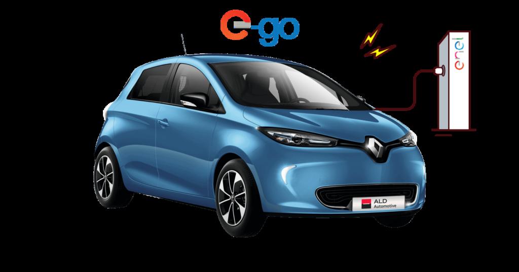 Renault Zoe da € 390