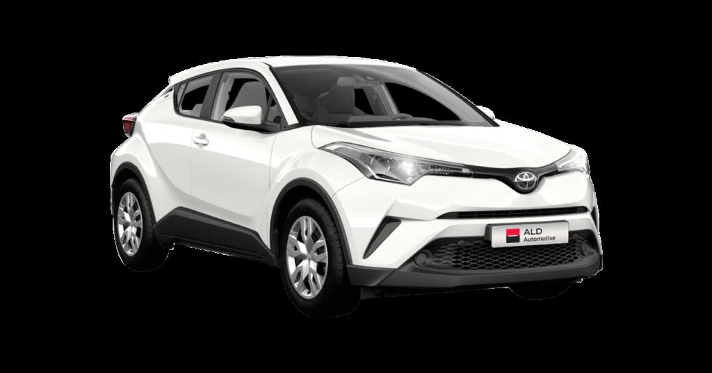 Toyota CH-R Hybrid da € 395