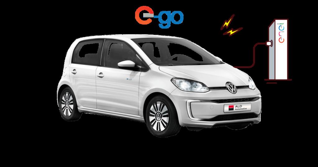 Volkswagen UP! Elettr. da € 560