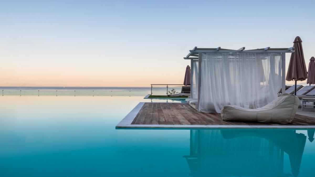 Hotel Resort Corfu Greece